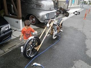 13.10.14洗車&移動.JPG
