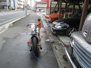 13.10.14洗車&移動 (3).JPG