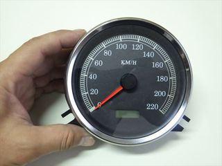 ハーレーダビッドソン用電気式メーター125φ (3).JPG