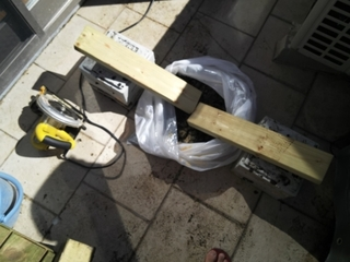 亀小屋DIY (2).JPG