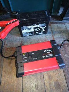 単車のバッテリー充電 (6).JPG