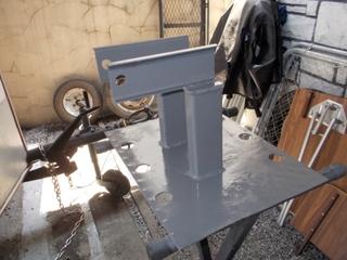 発電機の台を作成する.JPG